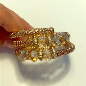 Wrap around bracelet